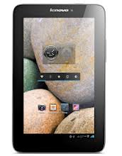 LENOVO A1207A TABLET BLACK