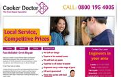 Cooker Doctor – The Oven Repair Specialist